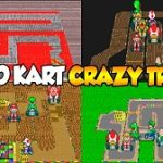 Super Mario Kart Crazy Tracks