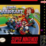 Super Mario Kart Alternate Tracks