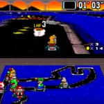 Super Mario Kart: F1 Tracks
