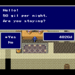 Final Fantasy IV Namingway Edition