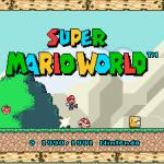 Super Mario World Redrawn