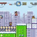 Super Mario World: The Megaman 29th Anniversary Adventure