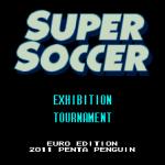 Super Soccer: Euro Edition