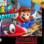 Super Mario World Odyssey
