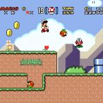 Super Mario World Adventure