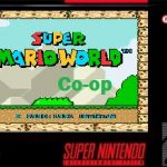 Super Mario World Co-op