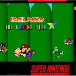 Paper Mario The Plasma Star snes rom hack