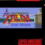 Zelda 3 God Mode