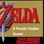Zelda 3 Puzzle Dudes Quest