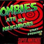 Zombies Ate My Neighbors: Dr Tongue's Revenge