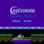 Castlevania The Holy Relics
