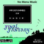 Final Fantasy no menu music