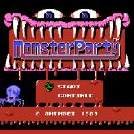 Monster Party Prototype Restoration