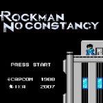 Rockman no Constancy