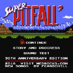 Super Pitfall 30th Anniversary Edition