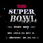 Tecmo Super Bowl 2015